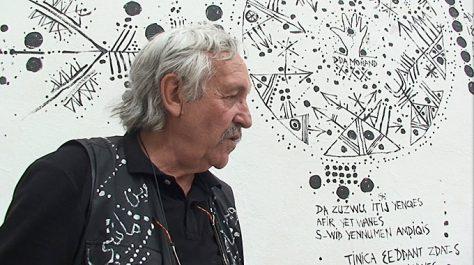 Ecole supérieure des beaux-arts d'Alger: Rencontre avec Denis Martinez