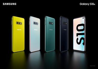 Samsung lève la barre avec le Galaxy S10 : plus d'écrans, plus d'appareils photo et plus de choix