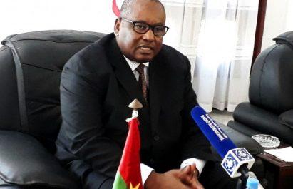 L'ambassadeur du Burkina Faso aux investisseurs algériens : «Les portes de mon pays vous sont ouvertes»
