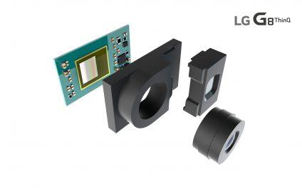 LG et Infineon présentent le LG G8 thinQ doté d'un appareil photo temps de vol avant