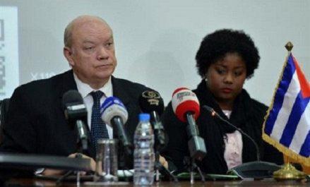 Rodrigo Diaz pour une «excellente» coopération économique algéro-cubaine