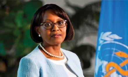 OMS: la directrice régionale pour l'Afrique en visite de trois jours en Algérie