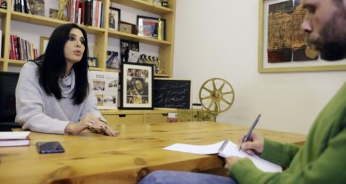 «Capharnaüm» : La réalisatrice Nadine Labaki veut secouer le Liban
