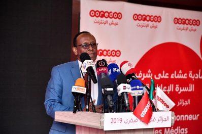 Ooredoo organise un diner en l'honneur des médias nationaux: Pour un partenariat renforcé et durable
