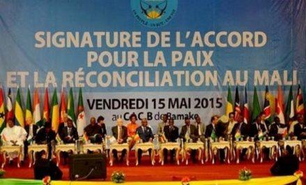 Mali: des «progrès» réalisés dans le cadre de l'Accord de paix d'Alger