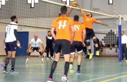 Volley-ball – Super Division – Play-down: Le MB Bejaia pour rester seul en tête