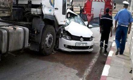 Une cinquantaine d'accidents durant la première moitié de Ramadhan : Trois morts et cinquante blessés signalés