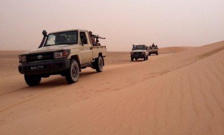 Une cache d'armes et de munitions découverte à Tamanrasset