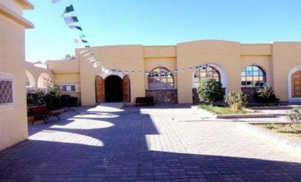 Ghardaïa : Ouverture prochaine d'un complexe touristique moderne à Zelfana