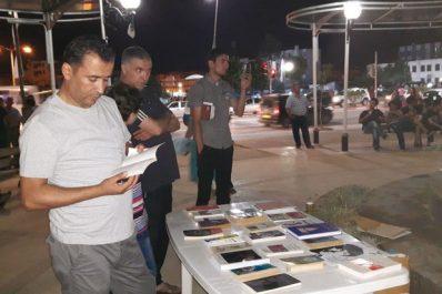 Béjaïa: Sit-in de solidarité avec le Café littéraire