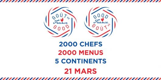 5ème édition de l'opération Goût de/Good France le 21 mars en Algérie et partout dans le monde