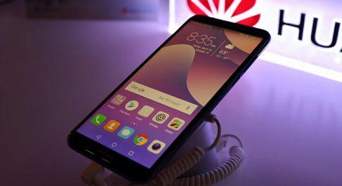 Le HUAWEI Y7 Prime premier smartphone de la marque à être assemblé en Algérie, officiellement en vente dans plus de 1 000 points de ventes à travers le territoire national