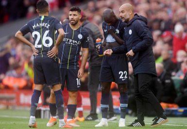 Manchester City: Guardiola s'excuse de ne pas donner à Mahrez «le temps de jeu qu'il mérite»