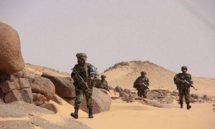 65 orpailleurs interceptés à Tindouf, Tamanrasset et Djanet