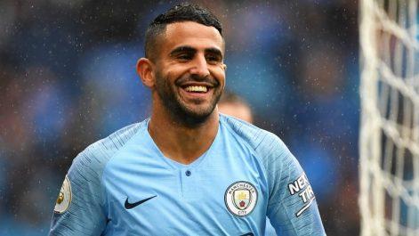 Manchester City : Riyad Mahrez buteur en Cup