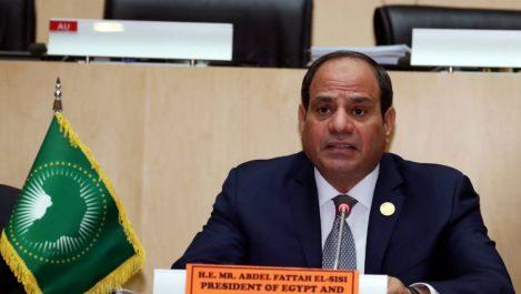 Le parlement égyptien ouvre la voie à une présidence de Sissi jusqu'en 2034