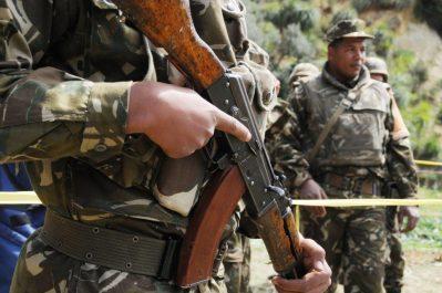 Sidi Bel Abbes: Levée de plusieurs barrages de l'ANP