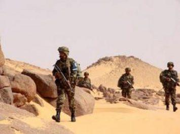 Tamanrasset : Une cache d'armes et de munitions découverte