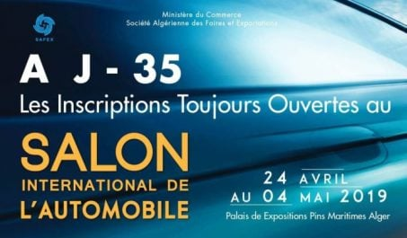 Salon Automobile d'Alger, la SAFEX rassure