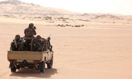 MDN: reddition d'un terroriste à Tamanrasset
