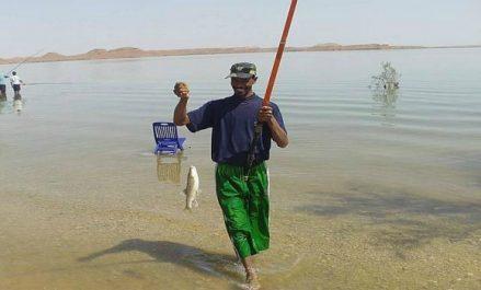 Sétif : 40 participants au concours national de la pêche de loisirs au lac Zairi à El Ouricia