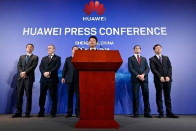Huawei attaque le gouvernement des Etats-Unis en justice !