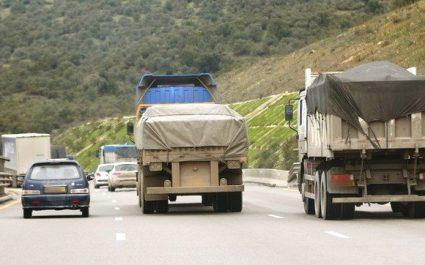 La DGSN lance une campagne de sensibilisation au profit des conducteurs de poids lourd