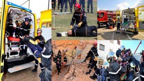 Protection civile: 209 secouristes volontaires formés en 2018 à Ghardaïa