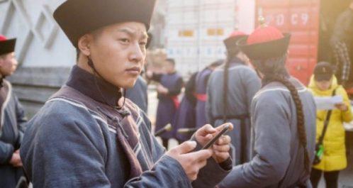 Au «Hollywood chinois» : Les figurants rêvent de gloire