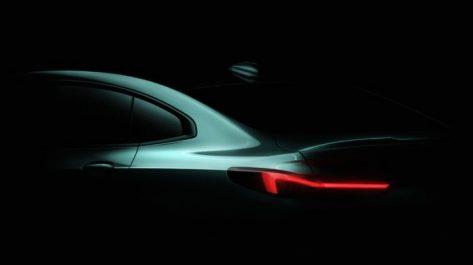 BMW tease la Série 2 Gran Coupé