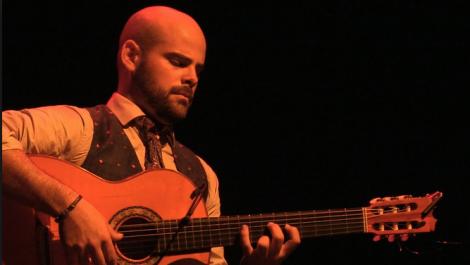 Concert de guitare Flamenca le 29 mars à Alger