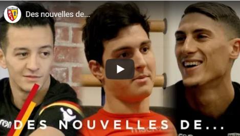 Lens : Tahrat pressé de revenir à la compétition (Vidéo)