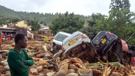Cyclone au Mozambique et au Zimbabwe : le bilan officiel s'élève à 182 morts