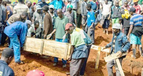 Cyclone au Mozambique et au Zimbabwe : Le bilan pourrait dépasser les 1 000 morts