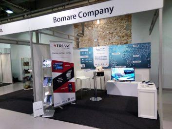 BOMARE COMPANY annonce sa présence à la Foire de l'import-export EMEA 2019