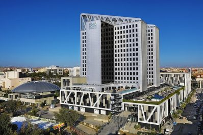 Marriott International annonce l'ouverture du Four Points By Sheraton Sétif en Algérie