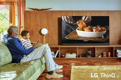 LG donne le coup d'envoi de sa gamme de télévision de l'année 2019