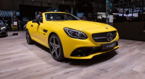Mercedes-Benz SLC Final Edition