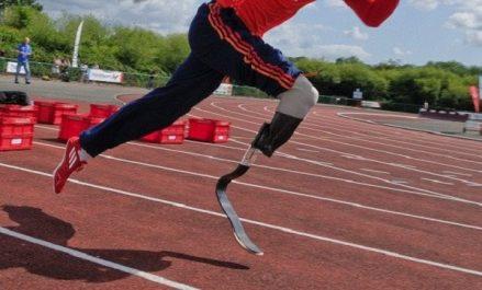 Mohamed Aïssaoui, un exemple de l'intégration sociale des handicapés par le sport