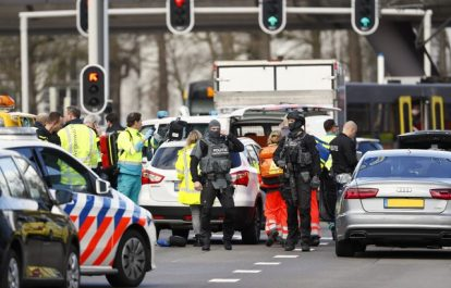 Pays-Bas: Plusieurs blessés dans une fusillade à Utrecht