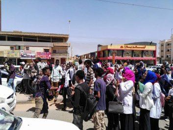 Soudan / Nouvelles manifestations à la veille des trois mois de contestation