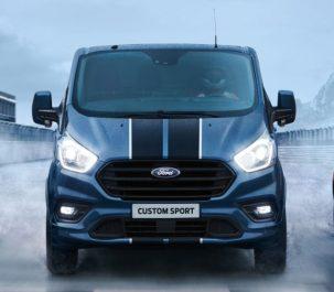 Plus de puissance pour le Ford Transit Sport
