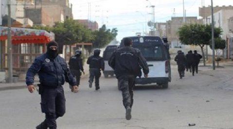 Tunisie: Trois terroristes tués par les forces de sécurité