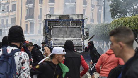 DGSN: interpellation de 195 individus à la fin des manifestations à Alger