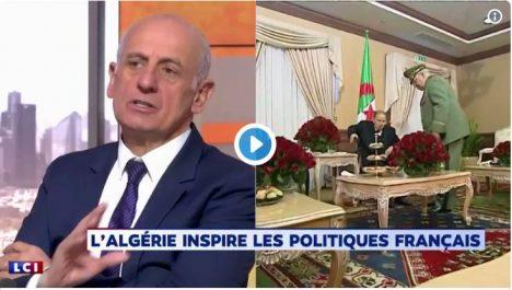 Vidéo/un journaliste français à propos de la réaction de Macron à la lettre de Bouteflika : «il y a une faillite de la diplomatie française»