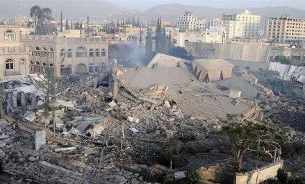 Yémen: situation humanitaire catastrophique pour la quatrième année d'intervention saoudienne