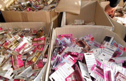 Produits cosmétiques: La contrefaçon fait des ravages à Relizane