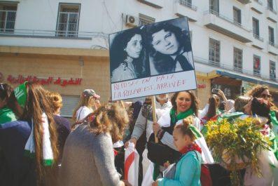 Le mouvement national des féministes algériennes appelle «toutes les citoyennes qui se reconnaissent dans ce combat à poursuivre la mobilisation»