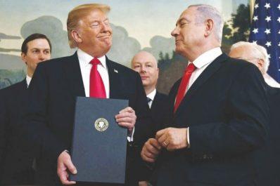 Conflit israélo-palestinien : Le dangereux plan américain au Proche-Orient