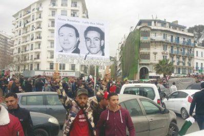 Arrêt sur image: Vu à Alger